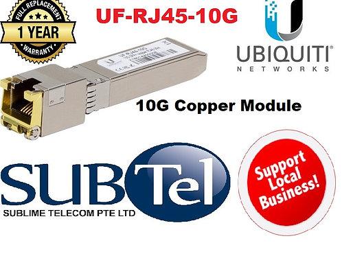 UF-RJ45-10G Ubiquiti Networks RJ45 10G SFP+ Copper Module UBNT