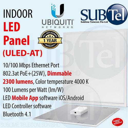 ULED-AT - Ubiquiti UniFi LED Panel AC PoE Powered WiFi Smart Lightings