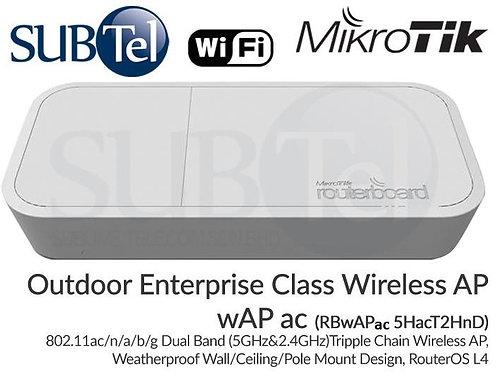 RBwAPG-5HacT2HnD Mikrotik Outdoor Ceiling Dual Band WiFi AP wAP ac