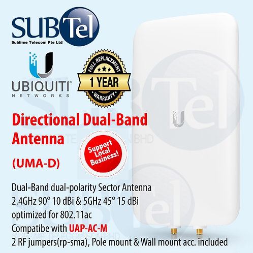 UMA-D Ubiquiti UniFi Directional Dual-Band Antenna MESH For UAP-AC-M UBNT