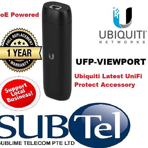 UFP-VIEWPORT Ubiquiti UniFi Protect POE Powered Viewport