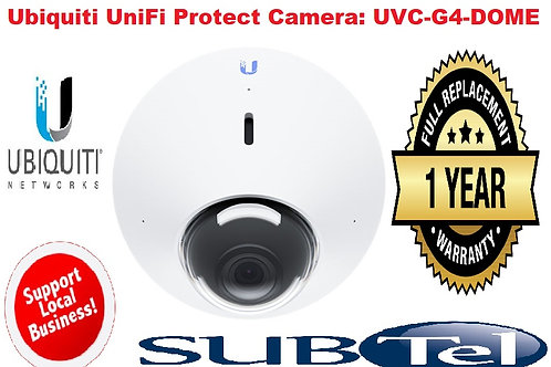 UVC-G4-DOME Ubiquiti Networks UniFi Protect Camera G4 Dome