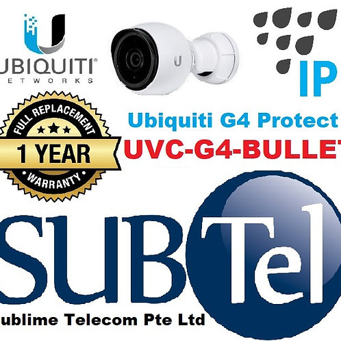 UVC-G4-Bullet Ubiquiti Networks UniFi G4 Series 4MP Indoor/Outdoor Bullet Camera