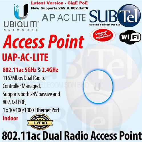 UAP-AC-LITE Ubiquiti Unifi AP Dual Band Enterprise WiFi UBNT