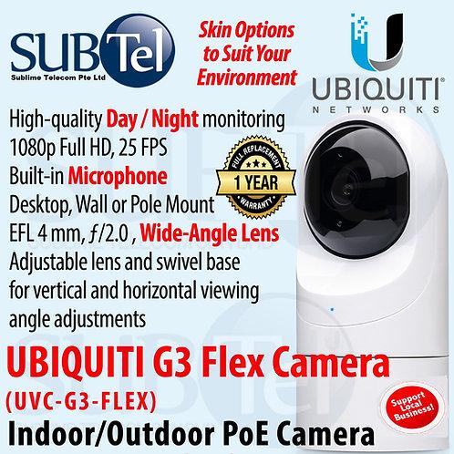 UVC-G3-FLEX Ubiquiti UniFi Video Camera G3 FLEX Weather Resistant IP Camera UBNT