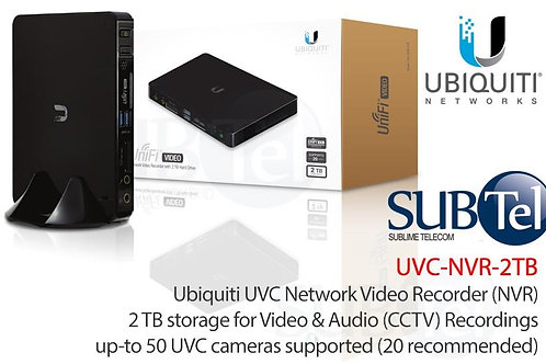 NVR-2TB - Ubiquiti UniFi Network Video Recorder 2TB Harddrive