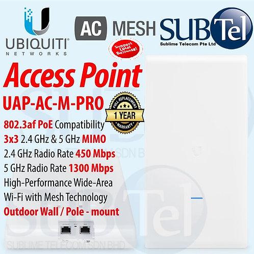 UAP-AC-M-PRO Ubiquiti Outdoor AP AC Mesh PRO Dual Band WiFi