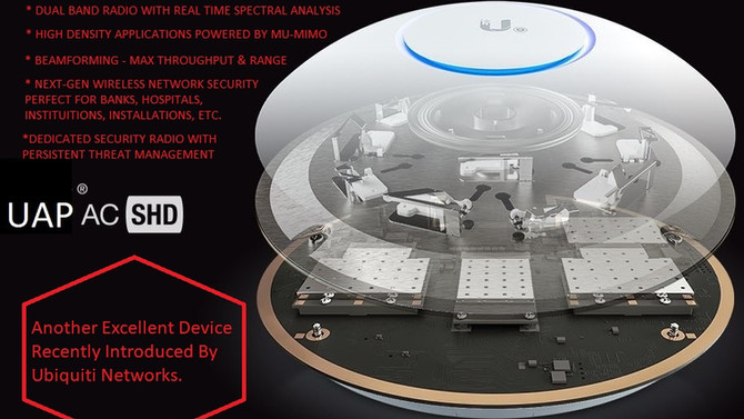 NEXT GEN ACCESS POINT WITH ENHANCED SECURITY