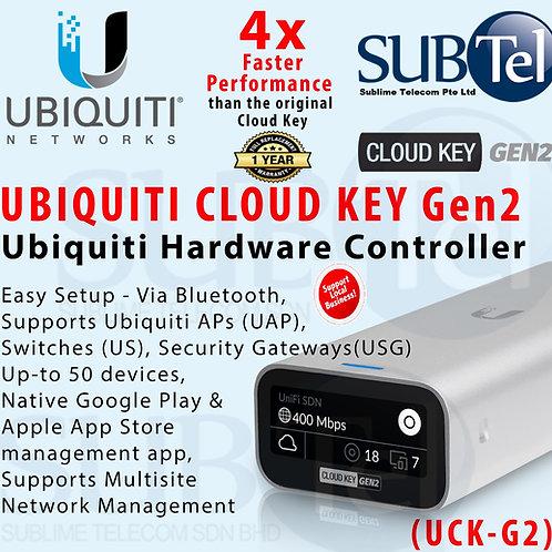 UCK-G2 Ubiquiti UniFi Cloud Key Gen2 Hardware Controller UC-CK UCK-G2-PLUS UBNT