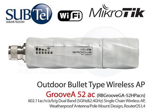 RBGrooveGA-52HPacn MikroTik Outdoor Dual Band WiFi AP Groove 52 ac