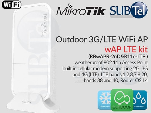 wAP LTE MikroTik Outdoor 2G 3G 4G Router Modem With WiFi AP