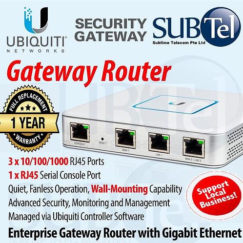 USG - Ubiquiti UniFi Security Gateway UBNT