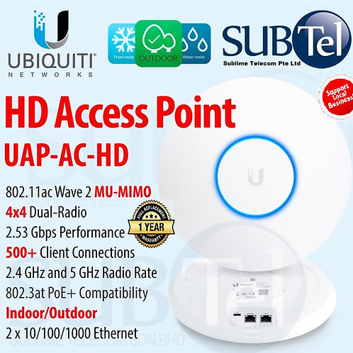 UAP-AC-HD Ubiquiti Next Gen High Def Enterprise Wi-Fi Access Point
