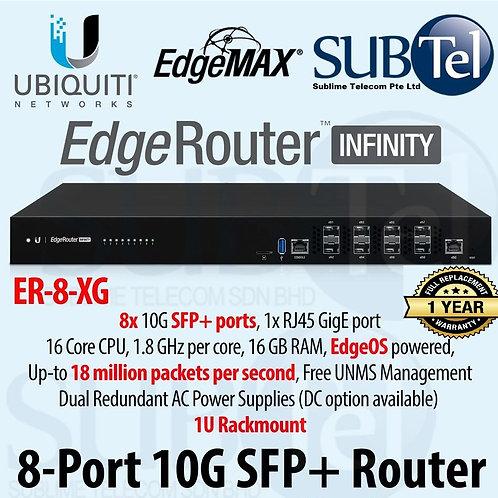 ER-8-XG (ER Infinity) Ubiquiti EdgeRouter 10G SFP+