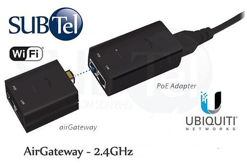 AirGateway - Ubiquiti 2.4 GHz 11n Access Point (CPE)