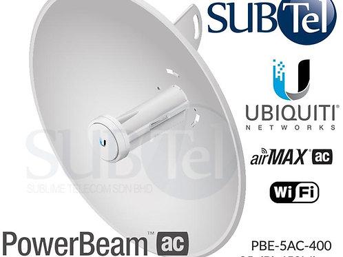 PBE-5AC-400 Ubiquiti PowerBeam AC 5GHz 25 dBi PTP UBNT