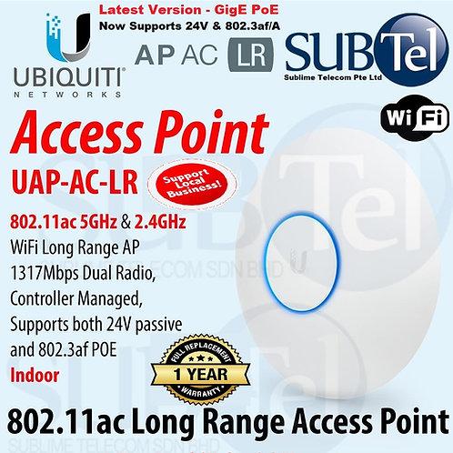 UAP-AC-LR Ubiquiti Unifi Dual Band Long Range WiFi AP UBNT