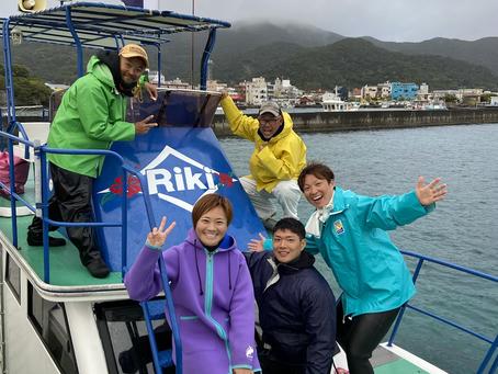 クジラツアー無事に終了!!!