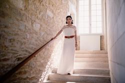 robe de mariée bustier Nantes 44