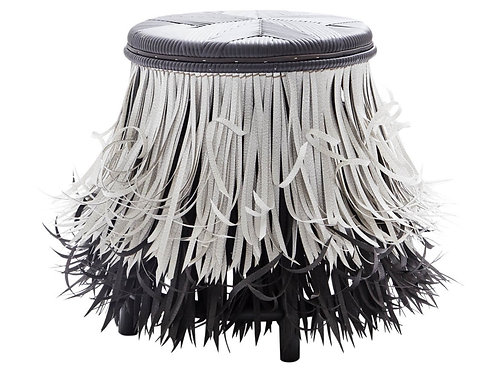 Hula ( Black Seat | White and Black )