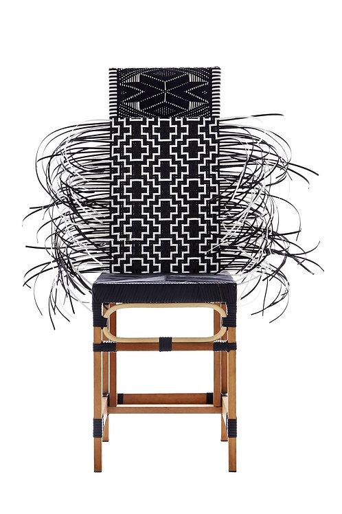 Rojjarnar ( Black Seat | Black Pillow | Conner Pattern )