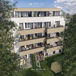 Silentia - ruhiges Wohnen in Linz