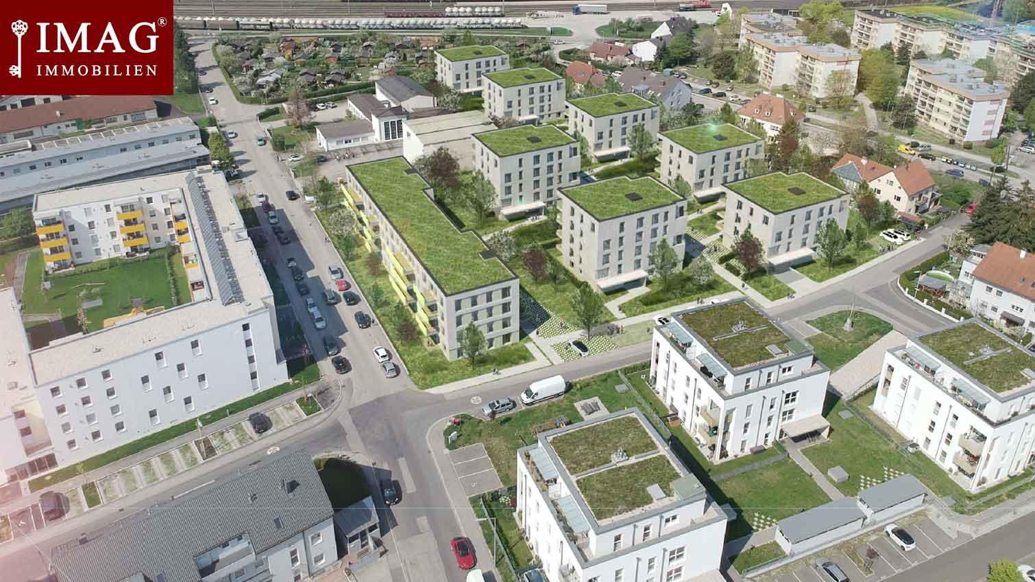 Wohnanlage Linz Süd
