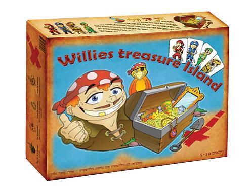Willie's Treasure Island