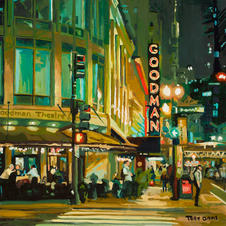"'The Goodman Theater"""