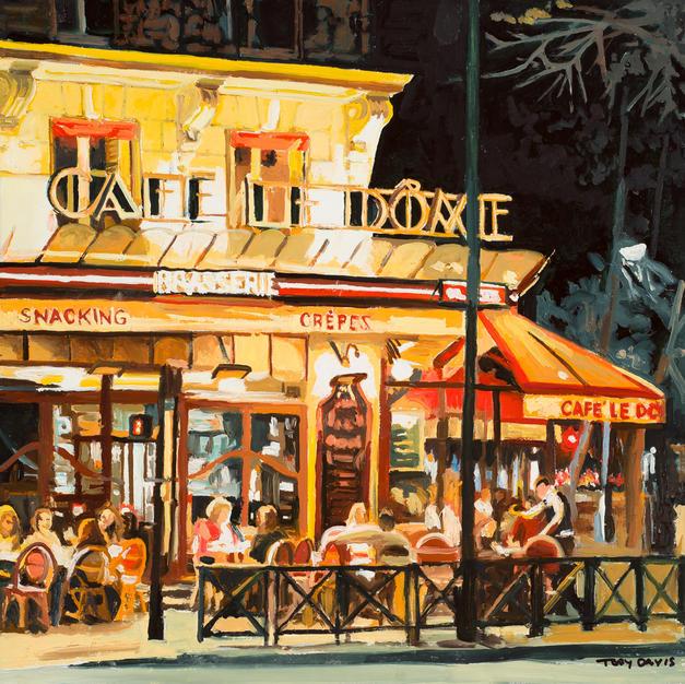 """""""Cafe De Dome"""""""