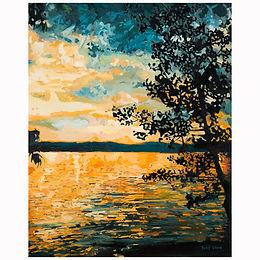 """""""Payette Lake"""""""