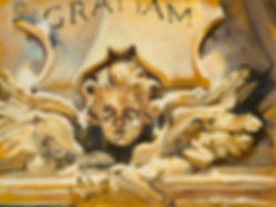 Angel of Santa Maria Maddalena - Rome_lo