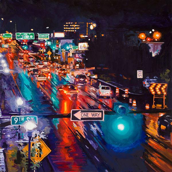 Boise traffic lights