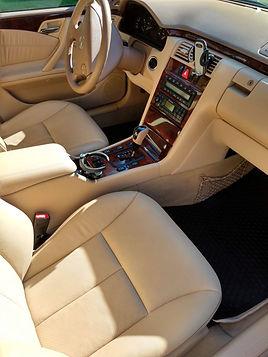 Car Detailing Service Seats Shampoo