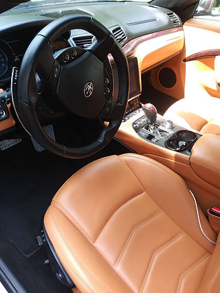Car Cleaning Service Seats Shampoo