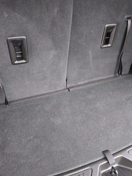 Car Detail Interior Cleaning