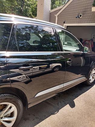 Car Detail Wax and Polish