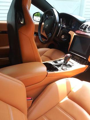 Car Cleanig Service Seats Shampoo
