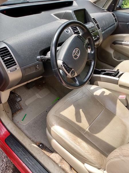 Car Wash Seats Shampoo