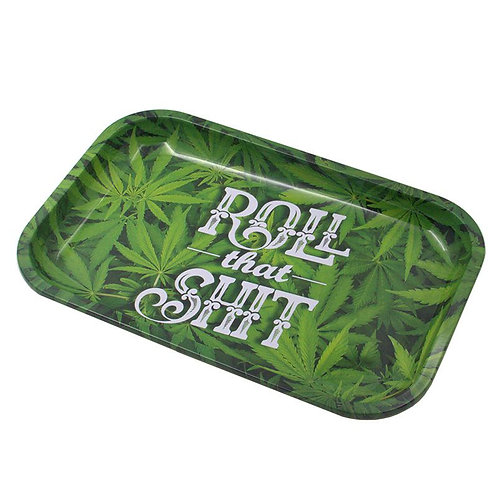"""""""Roll That Shit"""" Rolling Tray"""
