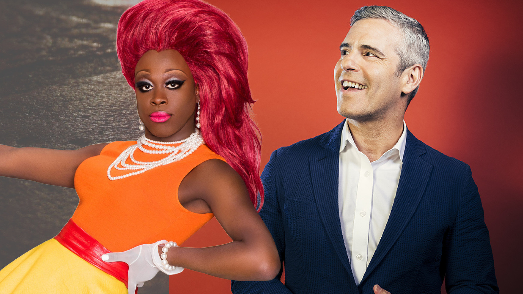 BOB The Drag Queen To Andy Cohen: I'm not a prop.