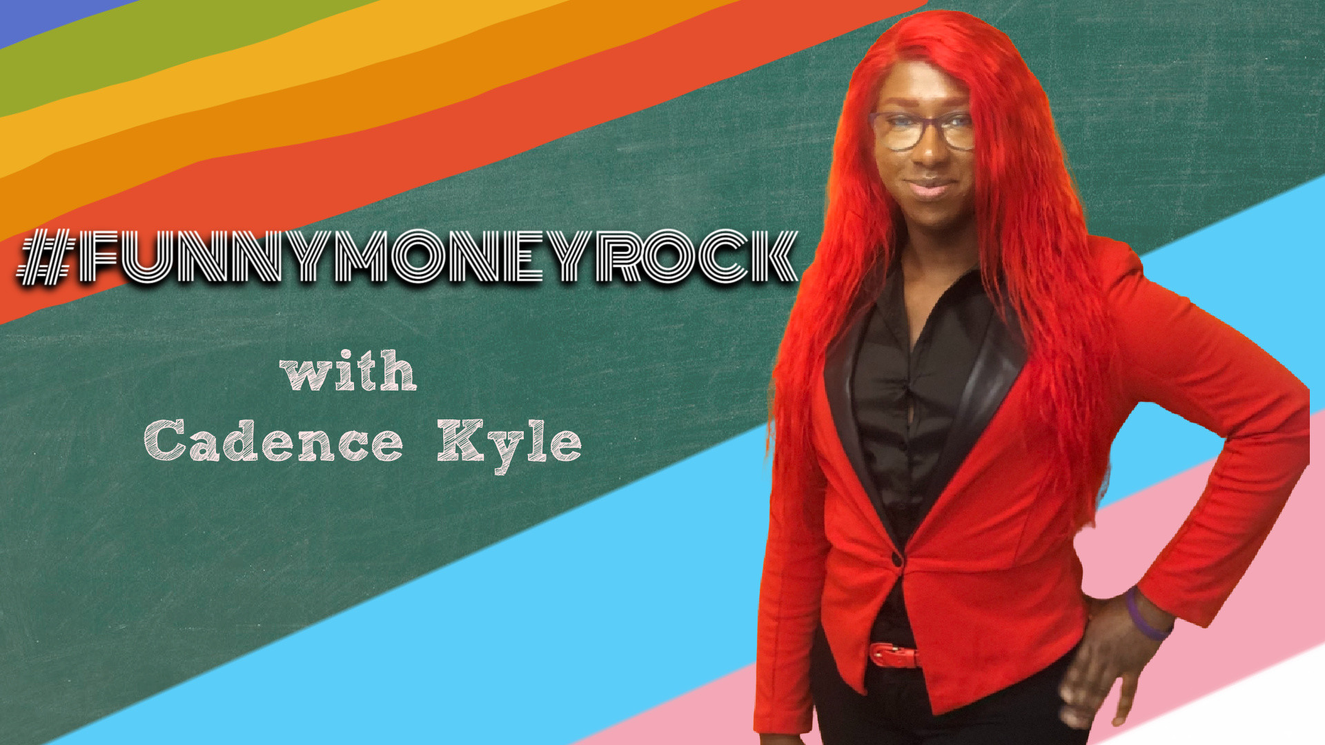 Cadence Kyle Joins #FunnyMoneyRock As Permanent Host