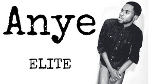 The latest from rapper and activist Anye Elite.