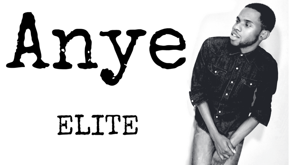 The latest from rapper and activist and Icon City founder. Anye Elite