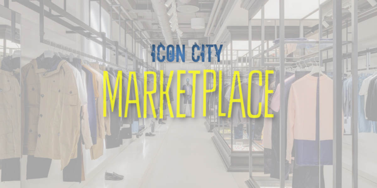 Icon City Marketplace