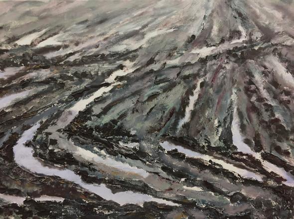 Klaai 8 | olieverf op doek | 70x50