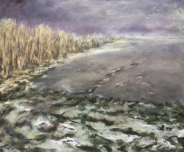't Roegwold 7 | acryl op board | 60x50