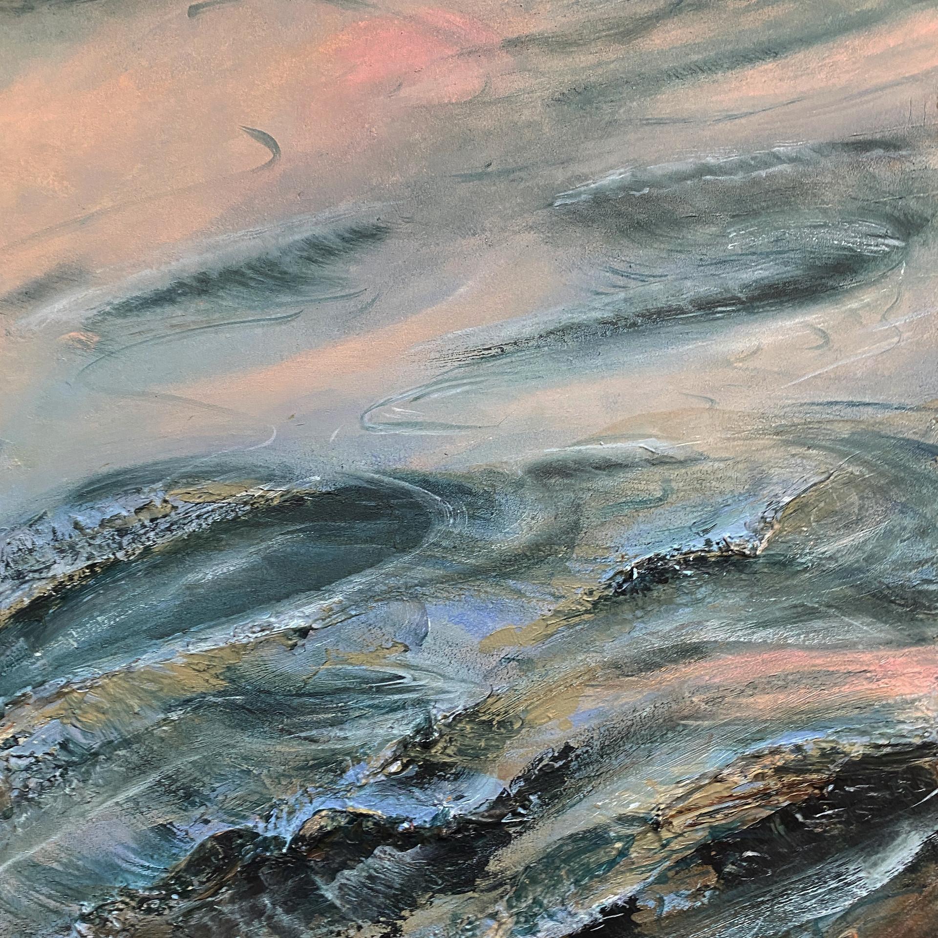 Renesse 8 | acryl op board | 40x50
