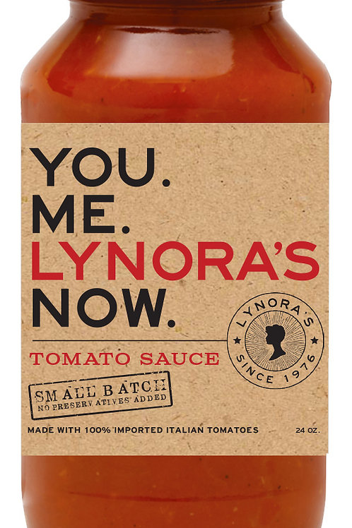 Small Batch Tomato Sauce
