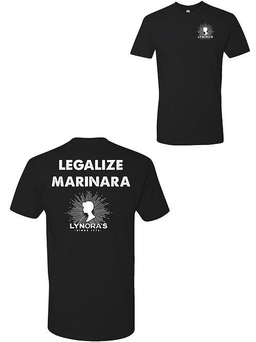 Legalize Marinara Men's T-Shirt